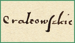 Crakowszkie