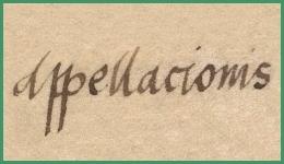 appellacionis
