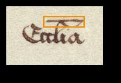 Eccl[es]ia