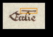 Eccl[es]ie