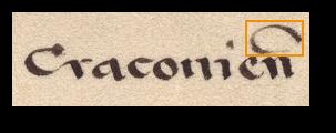 Cracovien[ses]