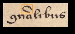 g[e]n[er]alibus