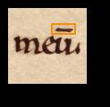 meu[m]